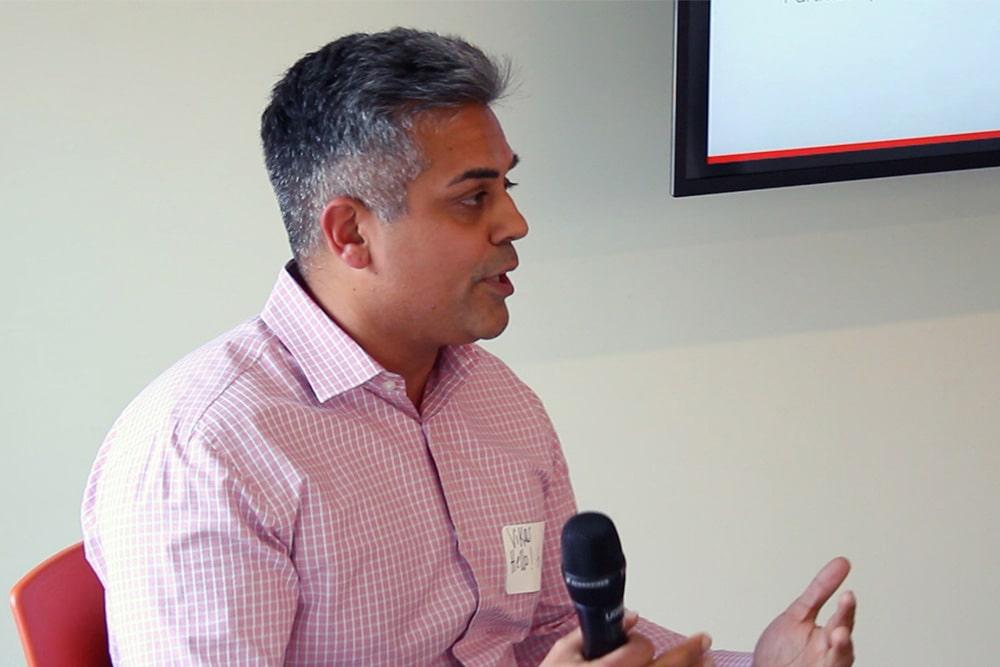 Vikas Kamran Talks Digital Transformation, Cloud and Innovation with Consulting Mag