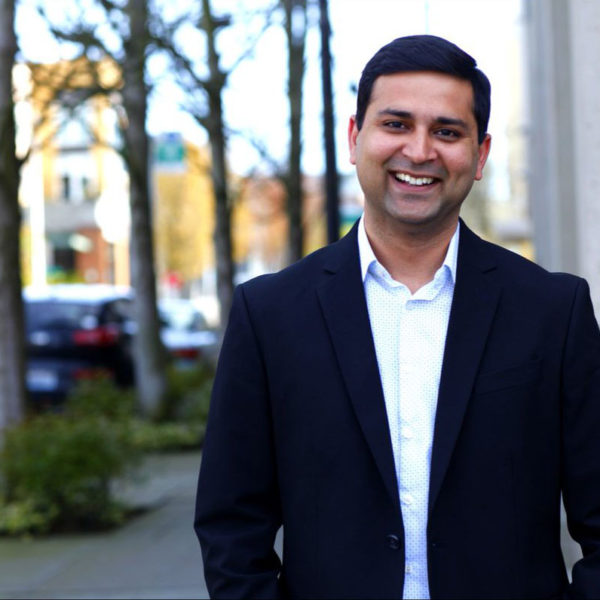 Revel Managing Director of Technology Harshit Parikh